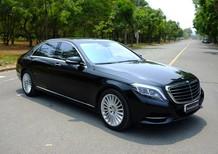 Cần bán xe Mercedes năm sản xuất 2016, màu đen