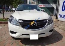 Bán Mazda BT 50 3.2L 4x4 2016, màu trắng, nhập khẩu Thái Lan, máy móc êm ru