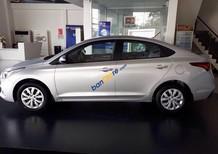 Bán Hyundai Accent năm sản xuất 2018, màu bạc