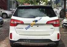 Cần bán xe Kia Sorento Dath 2018 đời 2018, màu trắng, giá 985tr