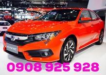 Bán Honda Civic nhập Thái, LH Thể 0908 925 928 đại diện PKD, gọi qua kênh để được giảm giá sàn, tư vấn nhiệt tình miễn phí