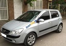 Bán xe Hyundai Getz 1.4AT sản xuất 2011, màu bạc, xe nhập, 267 triệu