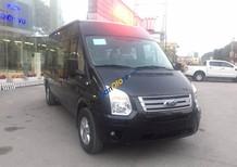Bán Ford Transit Mid sản xuất 2018, màu đen