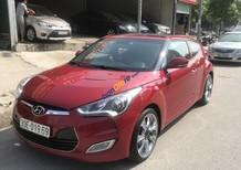 Cần bán gấp Hyundai Veloster AT sản xuất 2011, màu đỏ, nhập khẩu nguyên chiếc