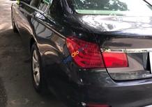 Bán BMW 730Li sản xuất năm 2010, màu đen, nhập khẩu nguyên chiếc