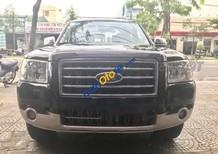 Cần bán gấp Ford Everest sản xuất 2008, màu đen, giá tốt