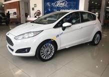 Bán Ford Fiesta 1.5L AT Titanium sản xuất năm 2018, màu trắng, giá chỉ 510 triệu