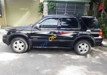 Cần bán Ford Escape 2.0MT năm sản xuất 2003, màu đen