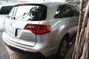 Bán ô tô Acura MDX năm sản xuất 2010, màu bạc, nhập khẩu