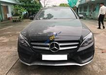 Cần bán xe Mercedes C300 AMG sản xuất 2018, màu đen, xe nhập