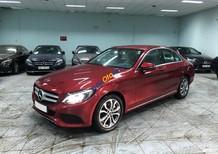 Cần bán gấp Mercedes C200 năm sản xuất 2018, màu đỏ như mới