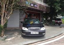 Bán xe Toyota Camry 2.4G đời 2005, màu đen, giá 362tr
