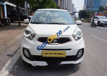 Bán ô tô Kia Morning 1.0 AT Sport đời 2013, màu trắng như mới