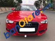 Cần bán Audi A5 năm sản xuất 2013, màu đỏ, nhập khẩu nguyên chiếc
