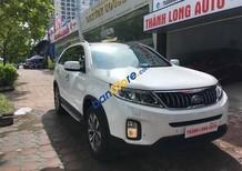 Bán Kia Sorento sản xuất 2018, màu trắng, xe đi kĩ