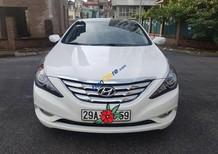Cần bán xe Hyundai Sonata năm sản xuất 2011, màu trắng, nhập khẩu nguyên chiếc