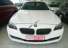 Bán BMW 520i sản xuất 2012 màu trắng nội thất kem