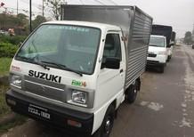 Bán Suzuki 5 tạ thùng kín, Suzuki 500kg thùng kín, Suzuki truck 2018 giá tốt nhất KM thuế trước bạ