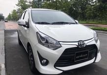 Toyota Wigo 1.2MT, AT nhập khẩu nguyên chiếc, nhiều màu lựa chọn, giao xe sớm, hỗ trợ vay tới 85%