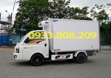 Đại lý bán xe tải đông lạnh 1 tấn, xe đông lạnh 1T Porter 150. hỗ trợ vay 90% giá trị xe