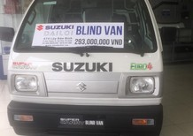 Suzuki Blind Van 2018 - Chỉ cần thanh toán 79 triệu đồng -Giao ngay - Tặng 100% phí trước bạ + tiền mặt