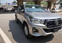 Bán Toyota Hilux 2.4G máy dầu, 2 cầu giao ngay, chỉ cần 190tr giao xe, liên hệ 0947 47 6333