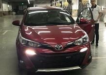 Toyota Vios 2019 giao ngay, KM cực sốc, hỗ trợ vay trả góp tới 90%