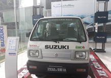 Bán xe Suzuki Super Carry Van 2018, màu trắng, 284 triệu - LH 0918 649 556