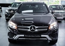 Bán Mercedes GLC250 4Matic 2017, chạy 4.000km, tiết kiệm 260tr
