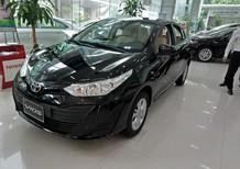 Bán ô tô Toyota Vios 1.5E MT năm 2018, màu đen, giá chỉ 531 triệu