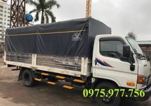Cần bán xe HD99 thùng mui bạt tải 6.5T, xe nhập 3 cục do nhà máy Đô Thành lắp ráp