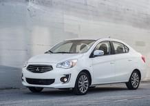 Bán xe Attrage nhập khẩu mới 100%, cho vay 80% lãi suất thấp