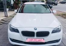 Cần bán BMW 5 Series 520i 2012, màu trắng, nhập khẩu