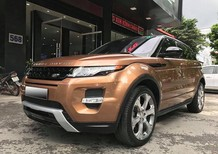 Bán xe Range Rover Evoque 2015 màu đồng