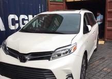 Bán Toyota Sienna 3.5 Limited nhập Mỹ, mới 100%, xe và giấy tờ giao ngay, giá tốt