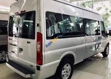 Bán Ford Transit SVP năm sản xuất 2018, màu bạc giá cực tốt hỗ trợ trả góp, thủ tục nhanh gọn
