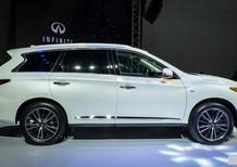 Bán xe Infiniti QX60 đời 2017, màu trắng, xe nhập