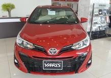 Bán ô tô Toyota Yaris 1.5G đời 2018, nhập khẩu nguyên chiếc, giá tốt