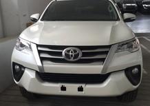 Toyota Fortuner 2.4G, số sàn, máy dầu, giao ngay, hỗ trợ vay tới 85%