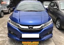 Cần bán xe Honda City 1.5 AT 2015, màu xanh lam, 520tr