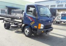 Bán xe Hyundai N250 2.5 tấn tiêu chuẩn Euro4. Vào thành phố không giới hạn giờ