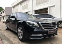 Bán xe Mercedes S450L đký 2018, màu đen, siêu lướt như mới rẻ hơn 500 triệu