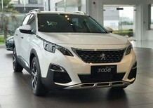 Bán xe Peugeot 3008 sản xuất 2018, màu trắng