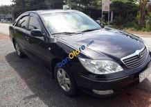 Cần bán Toyota Camry 2.4MT 2003, màu đen