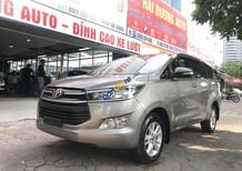 Bán Toyota Innova E sản xuất năm 2016, màu bạc, giá chỉ 715 triệu