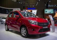 Bán Suzuki Celerio MT sản xuất năm 2018, màu đỏ, nhập khẩu