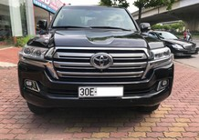 Bán Toyota Landcruiser VX đen, nội thất kem, xe sản xuất 2016, đăng ký 2016, đi 3 vạn, cam kết nguyên zin