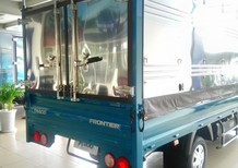 Bán xe tải 1,9 tấn Thaco K200 kiểu Bongo 2018, máy Hyundai, ga điện, có turbo tăng áp. LH: 0932.324.220