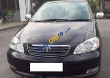 Cần bán gấp Toyota Corolla altis sản xuất 2008, màu đen, giá chỉ 370 triệu