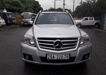 Cần bán Mercedes GLK 300 2009, màu bạc
